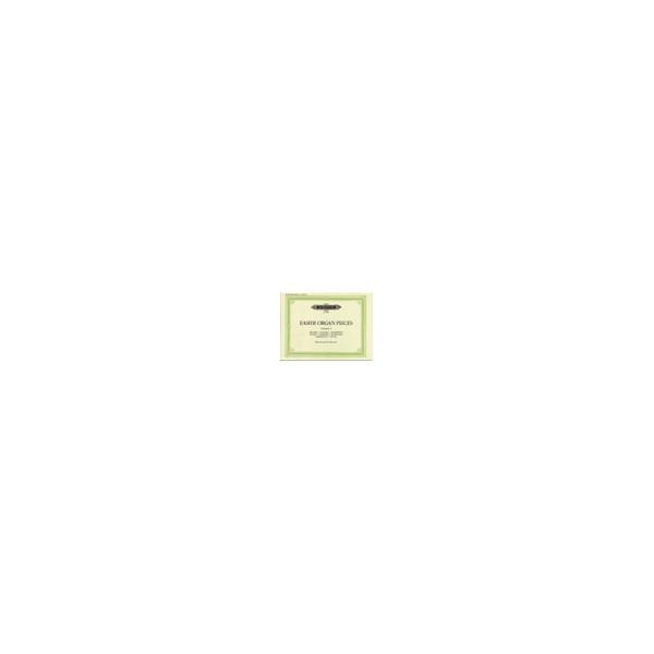 Album - Easier Organ Pieces Vol.3