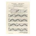 Brahms, Johannes - 4 Choruses Op.17