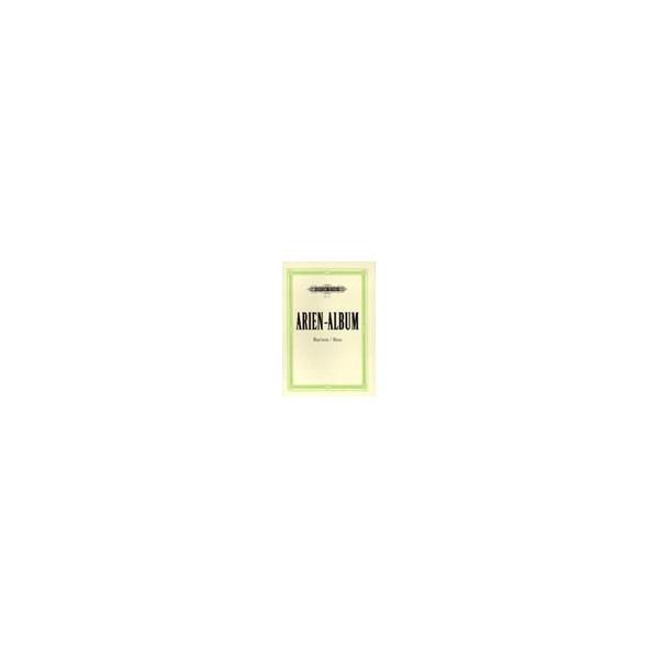 Album - Aria Album for Baritone
