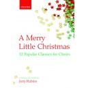 A Merry Little Christmas - Rubino, Jerry