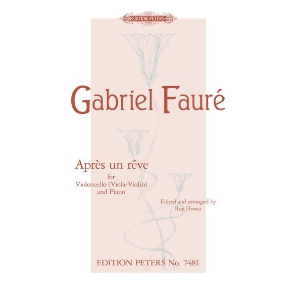 Fauré, Gabriel - Après un rêve