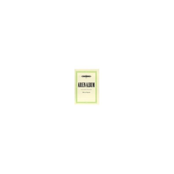 Album - Aria Album for Mezzo-Soprano