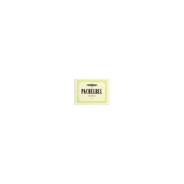 Pachelbel, Johann - Organ Works Vol.2