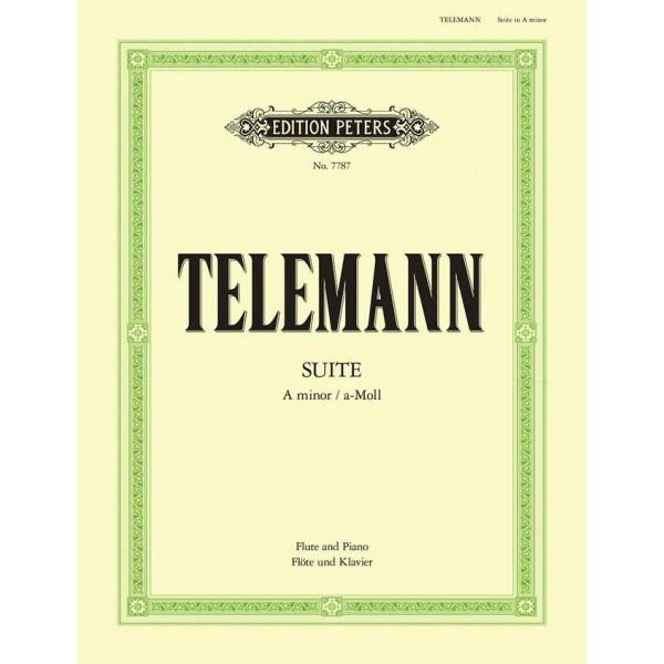 Telemann, Georg Philipp - Suite in A Minor