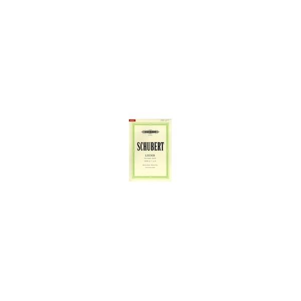 Schubert, Franz - Songs Vol.3: 46 Songs
