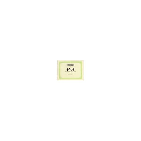 Album - Fugues of the Bach Family