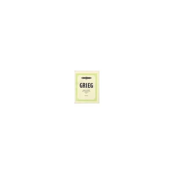Grieg, Edvard - Peer Gynt Op. 23 Complete Edition Vol. 18