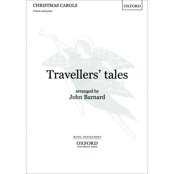 Travellers Tales - Barnard, John