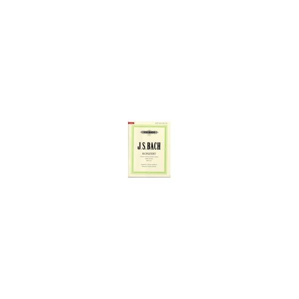 Bach, Johann Sebastian - Concerto for 2 Violins & Strings in D minor BWV 1043