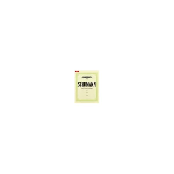 Schumann, Robert - Abegg Variations in F Op.1