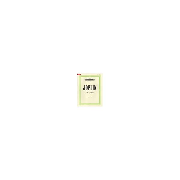 Joplin, Scott - Ragtimes Vol.1