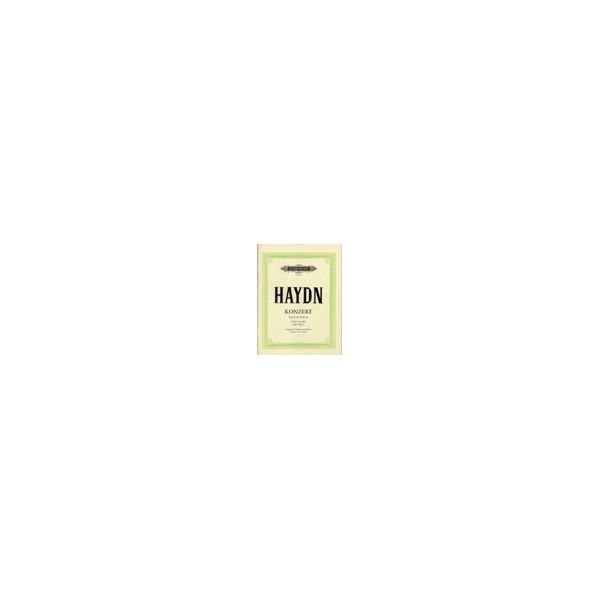 Haydn, Joseph - Concerto in A Hob.VIIa/3