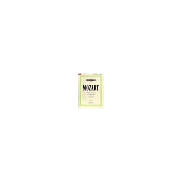 Mozart, Wolfgang Amadeus - Violin Sonatas Volume 2