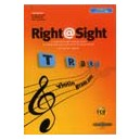 Lumsden, C - Right@Sight, Violin Grade 1 (includes duet parts and a CD of accompaniments)