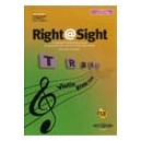 Lumsden, Caroline - Right@Sight for Violin, Grade 2 (includes duet parts and a CD of accompaniments)