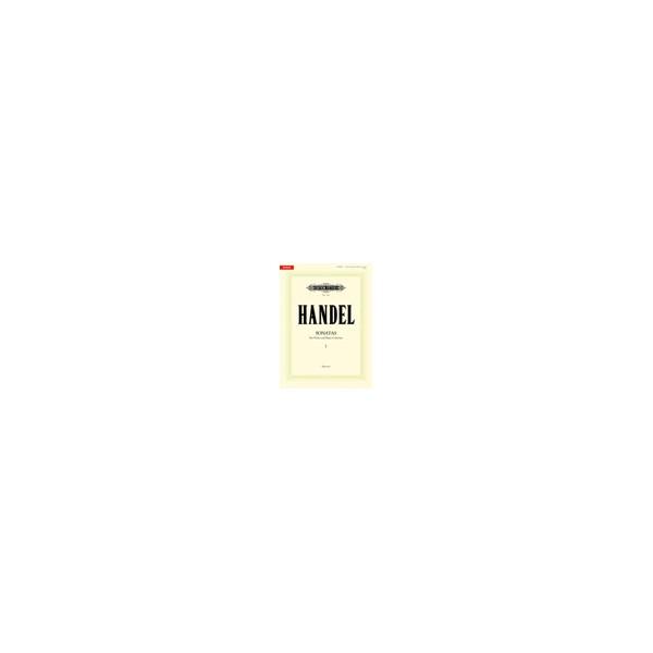 Handel, George Friederich - Sonatas Vol.1