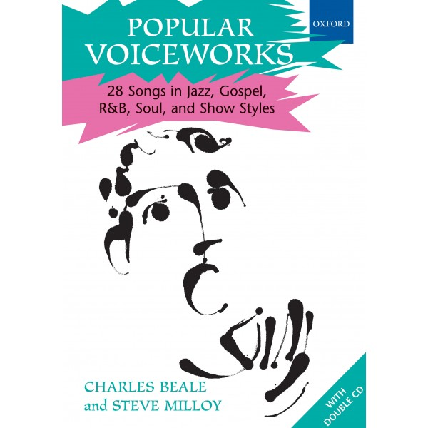 Popular Voiceworks - 28 Songs in Jazz, Gospel, R&B, Soul, and Show Styles  - Beale, Charles  Milloy, Steve