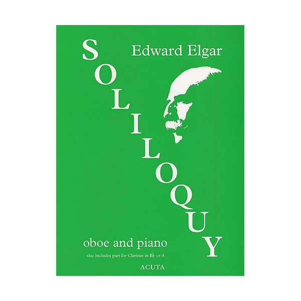 Edward Elgar: Soliloquy (2nd Edition) - Elgar, Edward (Composer)