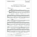 For the beauty of the earth - Rutter, John