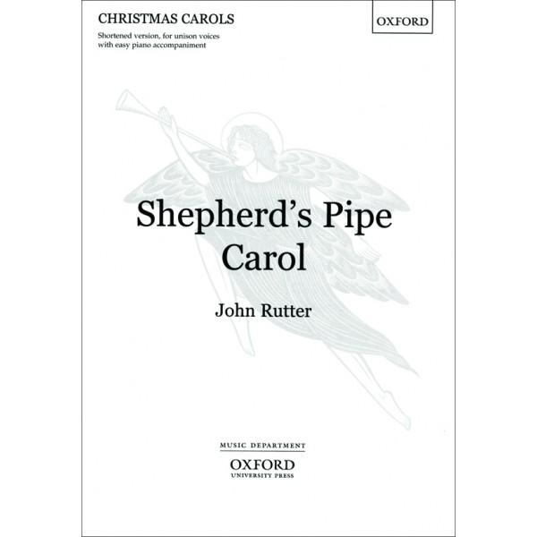 Shepherds Pipe Carol - Rutter, John