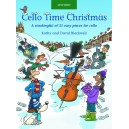 Cello Time Christmas - Blackwell, Kathy  Blackwell, David