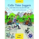 Cello Time Joggers + CD - Blackwell, Kathy Blackwell, David