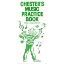 Chesters Music Practice Book (Pack of 20) - Barratt, Carol (Author)