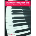 Waterman, F - Piano Lessons. Book 1