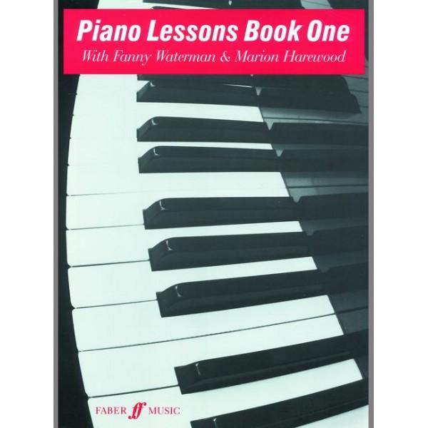 Waterman, F - Piano Lessons. Book 1