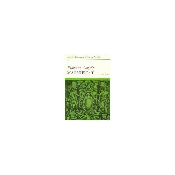 Cavalli, Francesco - Magnificat (vocal score)