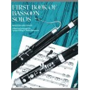 Hilling, L - First Book of Bassoon Solos (complete)