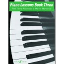 Waterman, F - Piano Lessons. Book 3