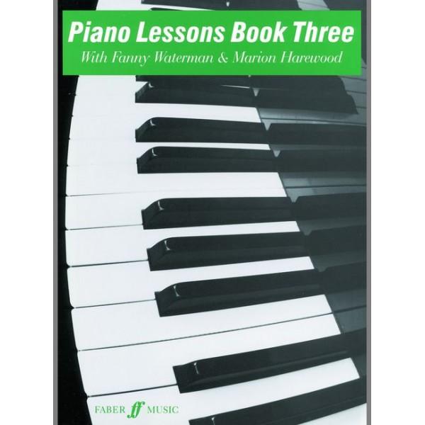 Waterman, F - Piano Lessons. Book 3