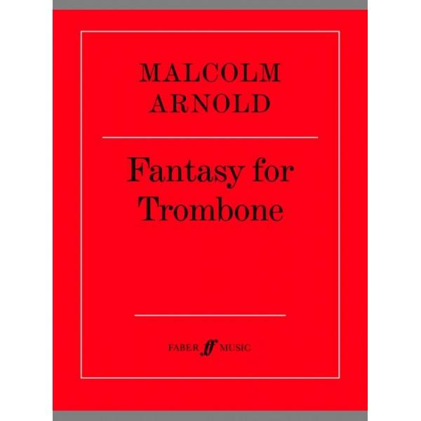 Arnold, Malcolm - Fantasy for Trombone