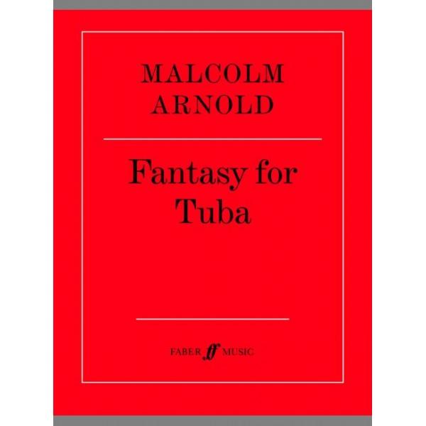 Arnold, Malcolm - Fantasy for Tuba
