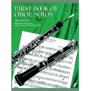 Craxton, J - First Book of Oboe Solos (oboe & piano)