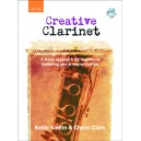 Creative Clarinet (book + CD) - A fresh approach for beginners featuring jazz and improvisation - Santin, Kellie  Clark, Cheryl