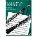 Craxton, J - First Book of Oboe Solos (oboe part only)