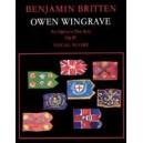 Britten, Benjamin - Owen Wingrave (vocal score)