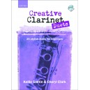 Creative Clarinet Duets (book + CD) - Santin, Kellie  Clark, Cheryl