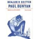 Britten, Benjamin - Paul Bunyan (vocal score)