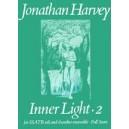 Harvey, Jonathan - Inner Light 2 (score)