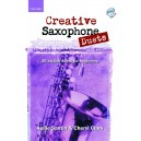 Creative Saxophone Duets (book + CD) - 26 stylish duets for beginners  - Santin, Kellie  Clark, Cheryl