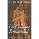 Matthews, Colin - Un Colloque Sentimental (mezzo & piano)