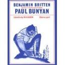 Britten, Benjamin - Paul Bunyan (chorus part)