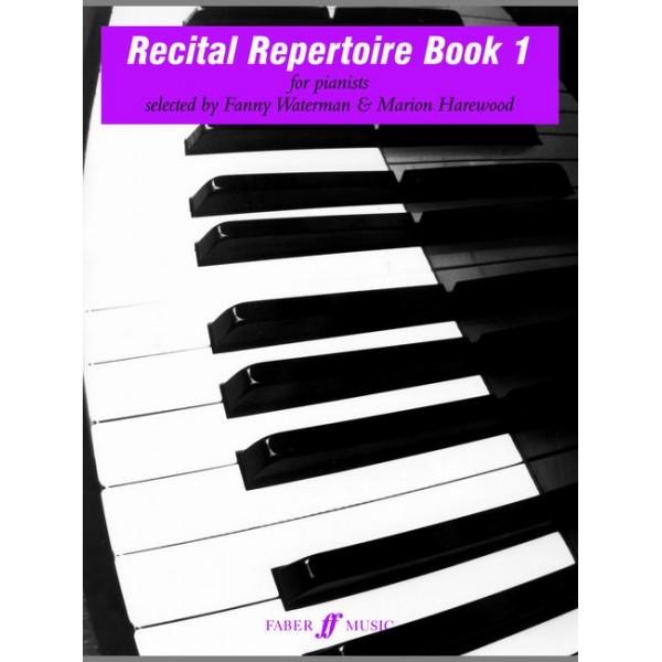 Waterman, F - Recital Repertoire. Book 1 (piano)