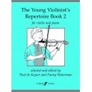 De Keyser, Paul - Young Violinists Rep.Bk. 2 (vln & pno)