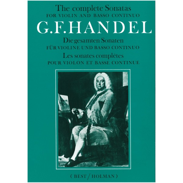 Handel, George Frideric - Complete Violin Sonatas