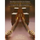 Wynberg, Simon (editor) - First Repertoire for Two Guitars