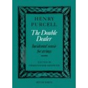 Purcell, Henry - Double Dealer, The (parts)